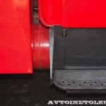 пожарная автоцистерна АЦ-2-5-40 с газовым двигателем на салоне Комплексная Безопасность 2014 - 5