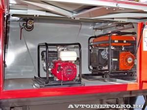 Пожарный прицеп ПЦ-3-5 на салоне Комплексная Безопасность 2014 - 6