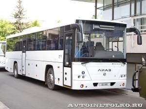автобус ЛиАЗ-525110 Вояж на салоне Комплексная Безопасность 2014 - 6