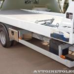Mercedes-Benz Sprinter эвакуатор Isoli АМЗ 1 тест-драйв в Крылатском май 2014 - 4