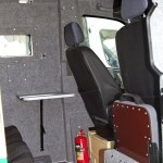 Mercedes-Benz Sprinter инкассаторский Евраком тест-драйв в Крылатском май 2014 - 5