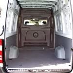 Mercedes-Benz Sprinter грузопассажирский люкс Евраком тест-драйв в Крылатском май 2014 - 6
