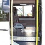 Mercedes-Benz Sprinter Classic корпоративный автобус Луидор тест-драйв в Крылатском май 2014 - 3