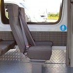Mercedes-Benz Sprinter маршрутка 28 мест Луидор тест-драйв в Крылатском май 2014 - 4