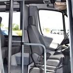 Mercedes-Benz Sprinter автобус Люкс Луидор тест-драйв в Крылатском май 2014 - 3
