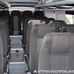Mercedes-Benz Sprinter автобус Люкс Луидор тест-драйв в Крылатском май 2014 - 4