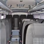 Mercedes-Benz Sprinter автобус Люкс Луидор тест-драйв в Крылатском май 2014 - 5
