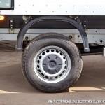 Mercedes-Benz Sprinter промтоварный фургон ЦТТМ тест-драйв в Крылатском май 2014 - 3