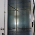Mercedes-Benz Sprinter фургон изотерм АМЗ 1 тест-драйв в Крылатском май 2014 - 5
