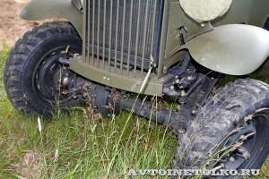 Р-1 Пигмей на слете Моторы Войны 2014 - 6