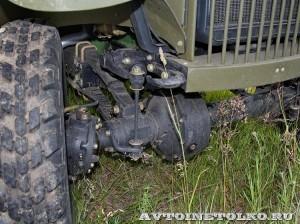 Р-1 Пигмей на слете Моторы Войны 2014 - 7