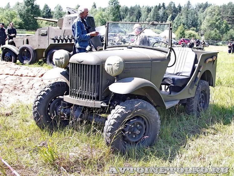 Р-1 Пигмей на слете Моторы Войны 2014 - 14