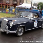 Mercedes-Benz 220S W-180 1957 на ралли Bosch Moskau Klassik 2014 - 1