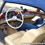 Mercedes-Benz 220S W-180 1957 на ралли Bosch Moskau Klassik 2014 - 2