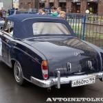 Mercedes-Benz 220S W-180 1957 на ралли Bosch Moskau Klassik 2014 - 3