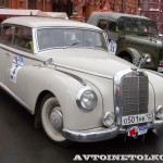 Mercedes-Benz 300 W-186 1953 на ралли Bosch Moskau Klassik 2014 - 2