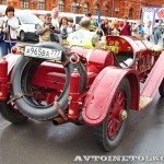 Locomobile Model 48 1914 на ралли Bosch Moskau Klassik 2014 - 3