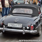 Mercedes-Benz 190SL W-121 1962 на ралли Bosch Moskau Klassik 2014 - 1
