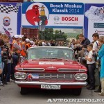Chevrolet Impala 2-Door Coupe 1960 на ралли Bosch Moskau Klassik 2014 - 1