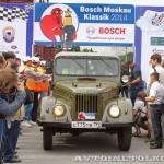 ГАЗ 69А 1963 на ралли Bosch Moskau Klassik 2014 - 5