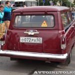 ГАЗ М22 Волга 1963 на ралли Bosch Moskau Klassik 2014 - 1