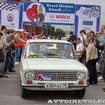 ВАЗ 21013 1982 на ралли Bosch Moskau Klassik 2014 - 1