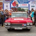 Cadillac Series 62 1960 на ралли Bosch Moskau Klassik 2014 - 1
