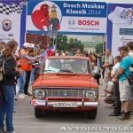 Москвич 412 на ралли Bosch Moskau Klassik 2014 - 1
