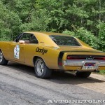 Dodge Charger 1969 на ралли Bosch Moskau Klassik 2014 - 3