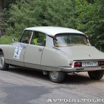Citroen ID 19 1968 на ралли Bosch Moskau Klassik 2014 - 4