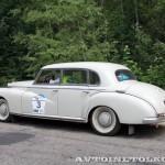 Mercedes-Benz 300 W-186 1953 на ралли Bosch Moskau Klassik 2014 - 4