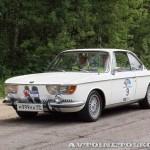 BMW 2000 CS 1968 на ралли Bosch Moskau Klassik 2014 - 6
