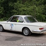 BMW 2000 CS 1968 на ралли Bosch Moskau Klassik 2014 - 5