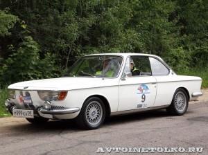 BMW 2000 CS 1968 на ралли Bosch Moskau Klassik 2014 - 4