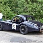 Jaguar XK 120 1952 на ралли Bosch Moskau Klassik 2014 - 2