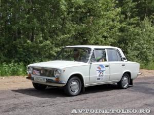 ВАЗ 21013 1982 на ралли Bosch Moskau Klassik 2014 - 2