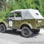 ГАЗ 69А 1963 на ралли Bosch Moskau Klassik 2014 - 3