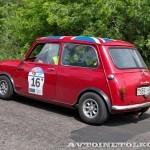 Mini Mark I 1962на ралли Bosch Moskau Klassik 2014 - 4