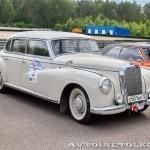 Mercedes-Benz 300 W-186 1953 на ралли Bosch Moskau Klassik 2014 - 5