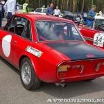 Lancia Fulvia Monte-Carlo 1975 на ралли Bosch Moskau Klassik 2014 - 1
