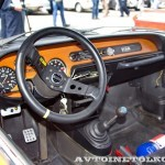 Lancia Fulvia Monte-Carlo 1975 на ралли Bosch Moskau Klassik 2014 - 2
