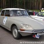 Citroen ID 19 1968 на ралли Bosch Moskau Klassik 2014 - 5