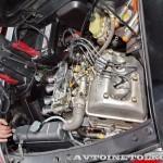 Lancia Fulvia Monte-Carlo 1975 на ралли Bosch Moskau Klassik 2014 - 5