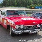 Cadillac Series 62 1960 на ралли Bosch Moskau Klassik 2014 - 3