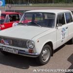 ВАЗ 21013 1982 на ралли Bosch Moskau Klassik 2014 - 4
