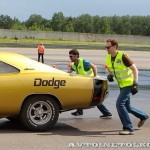 Dodge Charger 1969 на ралли Bosch Moskau Klassik 2014 - 5