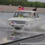 ВАЗ 21013 1982 на ралли Bosch Moskau Klassik 2014 - 6