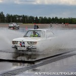 BMW 2000 CS 1968 на ралли Bosch Moskau Klassik 2014 - 3