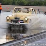 ГАЗ М20А Победа кабриолет 1954 на ралли Bosch Moskau Klassik 2014 - 1