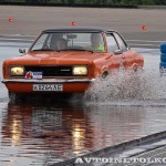 Ford Taunus GXL 1973 на ралли Bosch Moskau Klassik 2014 - 2